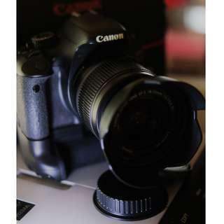 Canon EOS 550D Untuk Dijual