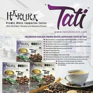 Hakuka Cappucino Coffee By Tati 🌺Readystock🌺