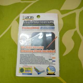 Screen protector for Nintendo 2DS