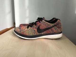 Nike Multicolor Flyknit Lunar 3