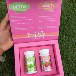 Trudolly Beauty Booster & Detox Pro 2in1 🌺Readystock🌺