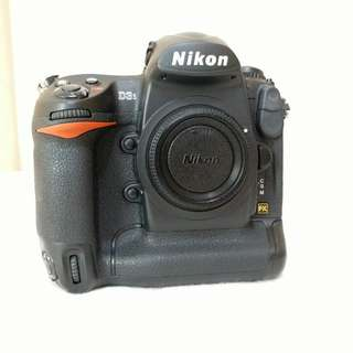 Nikon D3s Mint (Shutter Count : only about 6K ) - Fixed Pirce