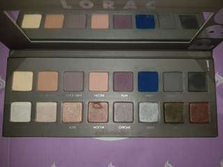 ***REPRICED Lorac Pro Eyeshadow Palette 2