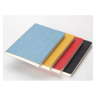 FRONT Premium Leather Hard-Cover Personal Logbook Notebook A5 A6 B5