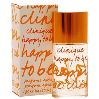 100mL CLINIQUE HAPPY TO BE  Perfume  3