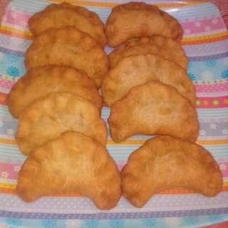 Delicious empanaditas