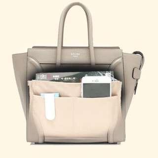 Celine Bag organiser