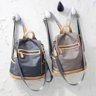 2-Way Ladies British Style Sling Backpack~ Hot Selling