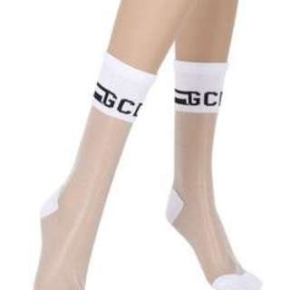 Kpop sheer socks
