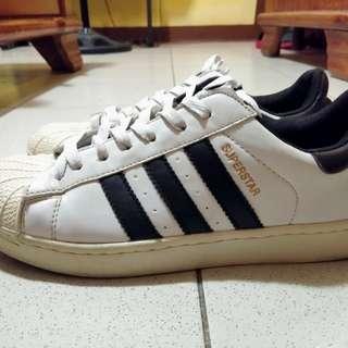 Adidas Superstar size 10.5-11