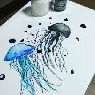 Art-jellyfish