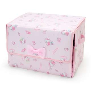 Japan Sanrio Hello Kitty Front Opening Storage Box