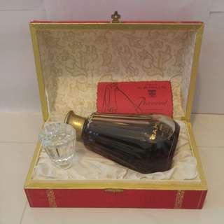(890) 80年代 BACCARAT樽 CAMUS LA GRANDE MARQUE COGNAC (有盒) 日本法國舊酒洋酒威士忌白蘭地干邑拿破崙whisky brandy cognac xo vsop napoleon