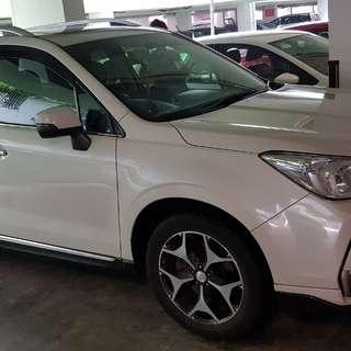 Subaru Forester 2.0XT Auto
