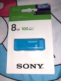 Sony Micro Vault USB 8GB flash drive