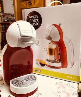 全新Nescafe咖啡機+6粒咖啡