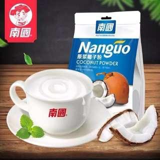 海南特產 南國牌 椰子粉 18包裝 超方便適合整糖水/咖喱