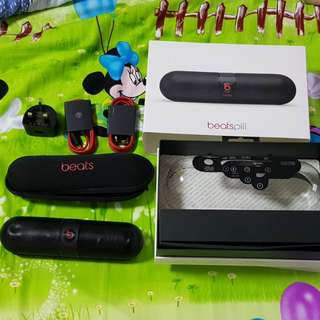 Authentic beats pill