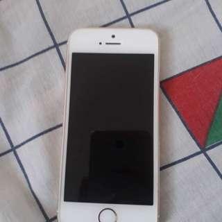 Iphone 5S 16GB Globelocked