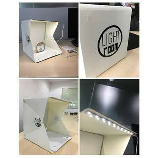 Portable Photography Light Box Studio
