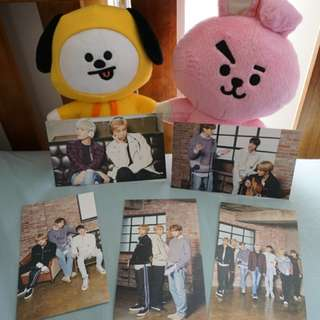 Mediheal x BTS Official PCs (Group)