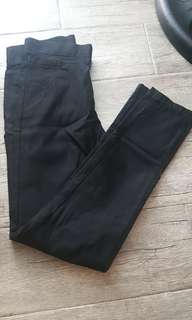 Black Jeggings