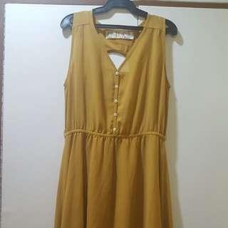 Pre-loved F&H 2in1 Dress