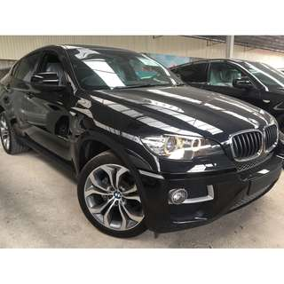 2013 BMW X6 3.0 DIESEL SURROUND CAMERA