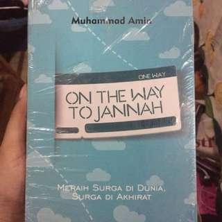 Buku on the way to jannah