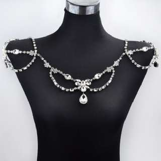 Bridal Shoulder Bling