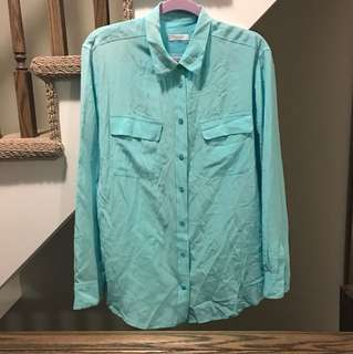 Equipment blouse 100%