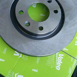 Valeo Disc for Peugeot