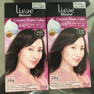 Liese Foam Colour