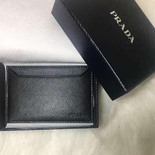 Prada 男士cardholder