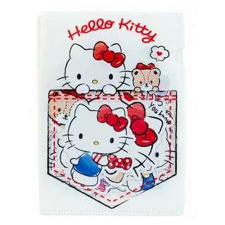 Hello Kitty 包裝貼紙