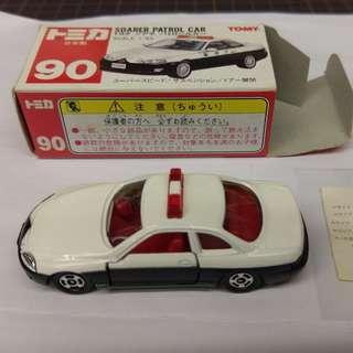Tomy tomica 90 日本製