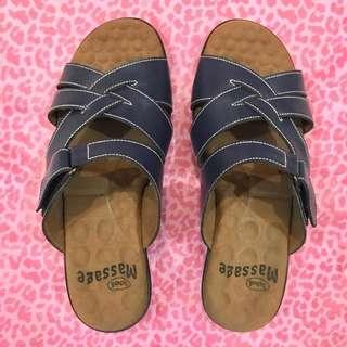 SCHOLL Massage Sandals