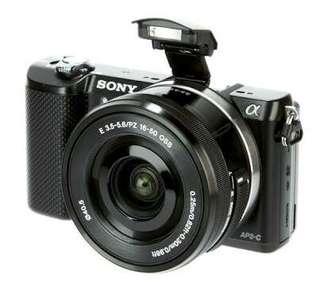 Kredit Sony Alpha 5000 free Memory