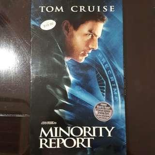 Minority Report DVD(Original)