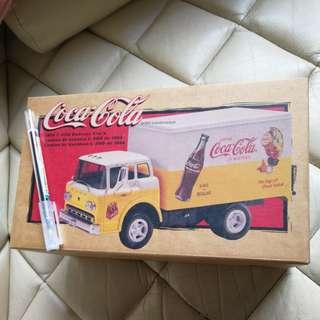 全新經典可口可樂 合金 1:25 1958 c-800 cocacola貨車