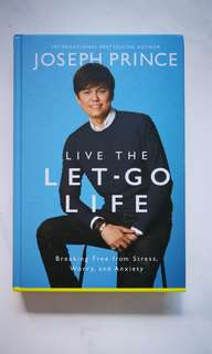 Live The Let Go Live by Pastor Joseph Prince