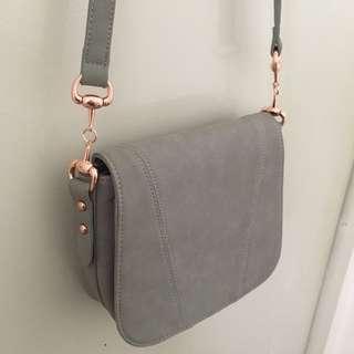 Colette khaki crossbody bag