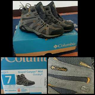 Columbia Outdry Shoes