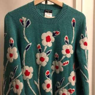 Chanel羊絨衫