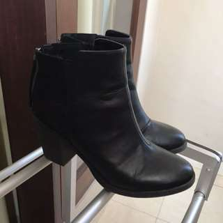 BOOTS WEDGES HNM