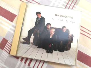The Cranberries CD (USA pressed)
