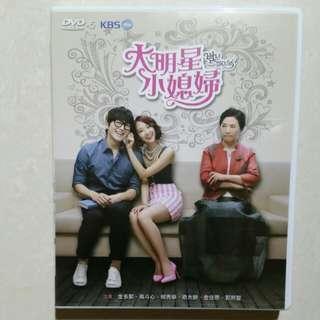 Korean drama dvd - Eccentric Daughter-in-Law