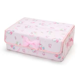Japan Sanrio Hello Kitty Lingerie Box with Lid