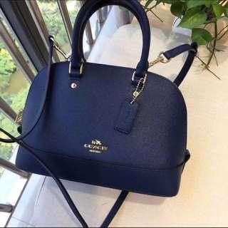 Original coach women Handbag sling bag bag Sierra bag