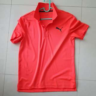 Puma Polo T-Shirt